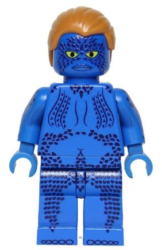 imagenes de lego marvel super heroes Mistica