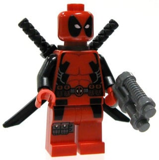 imagenes de lego marvel super heroes deadpool