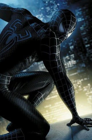 imagenes de spiderman negro latino