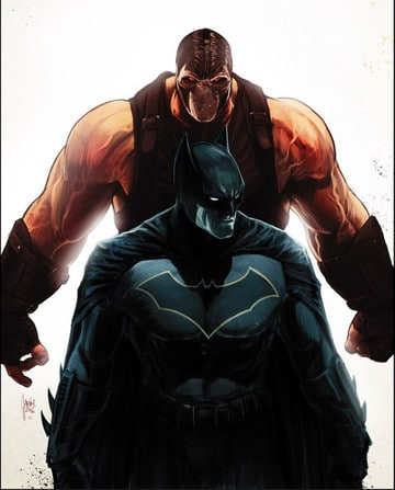 villanos de comics batman