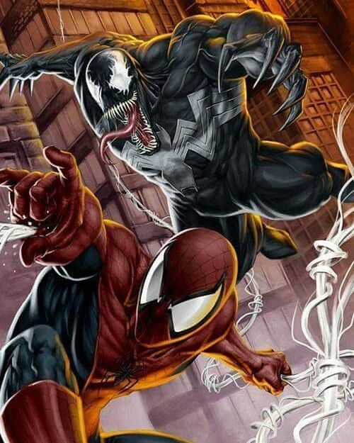 villanos de comics venom