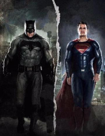 batman vs superman cosplay comic