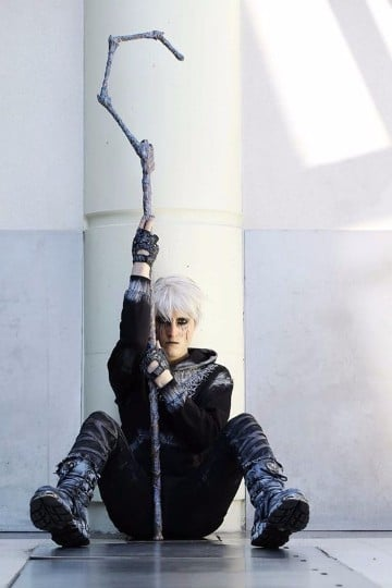 cosplay jack frost anime