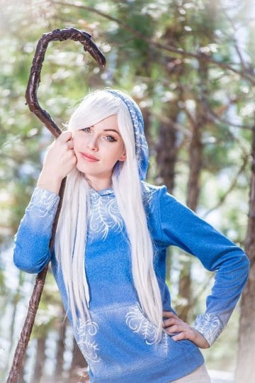 cosplay jack frost faciles