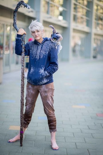 cosplay jack frost real