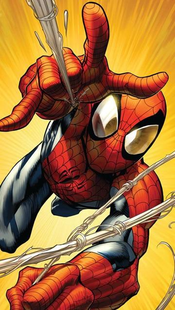 Fondos de pantalla del hombre ara a en 3d imagenes de marvel for Fondos de spiderman