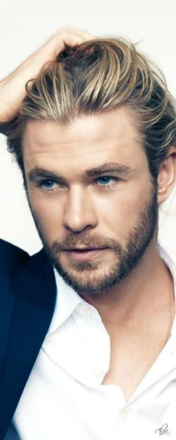imagenes de chris hemsworth sexy