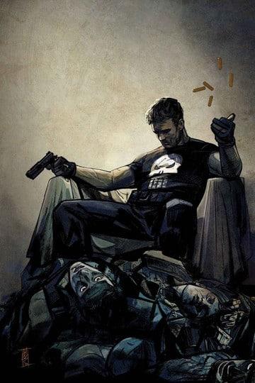 imagenes del castigador marvel