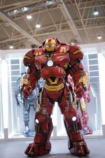 iron man hulkbuster cosplay part 1