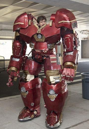iron man hulkbuster cosplay xrobots