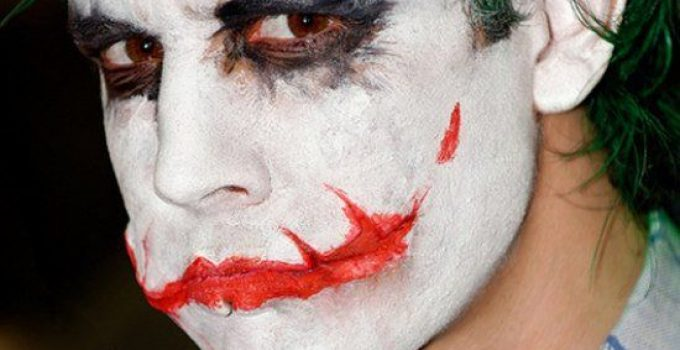 Maquillaje Del Guason Imagenes De Marvel