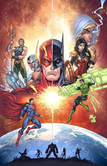 marvel heroes vs dc heroes en pelea
