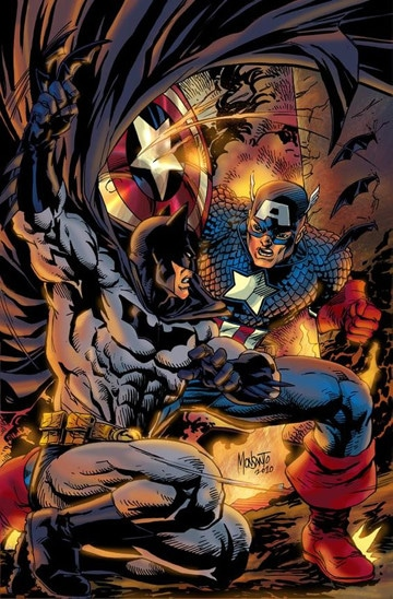 marvel heroes vs dc heroes para descargar