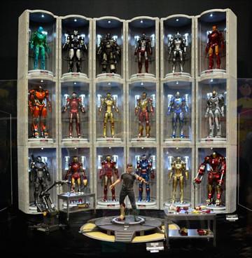 muñecos de coleccion de iron man