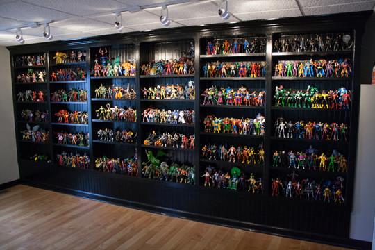 muñecos de coleccion marvel