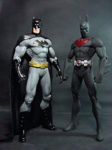 muñecos de superheroes hasbro