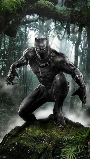 nuevo superhéroe de marvel pantera