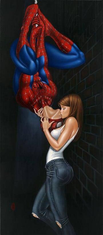 Mira Estas Locas Parejas De Superhéroes Marvel Y Dc Imagenes De Marvel