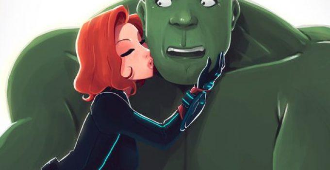 Parejas De Superhéroes Imagenes De Marvel
