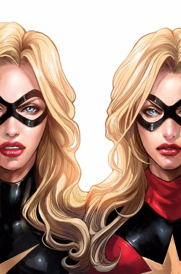 personajes femeninos de marvel disney