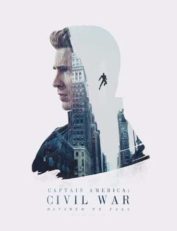 posters de civil war actor
