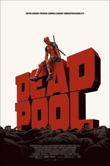 posters de deadpool latino