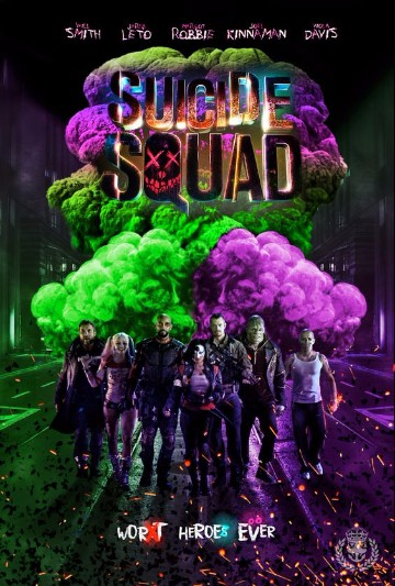 posters suicide squad hd
