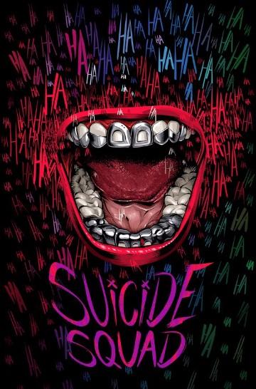 posters suicide squad joker