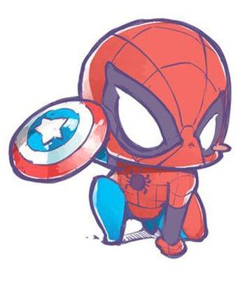 super heroes infantiles tortas