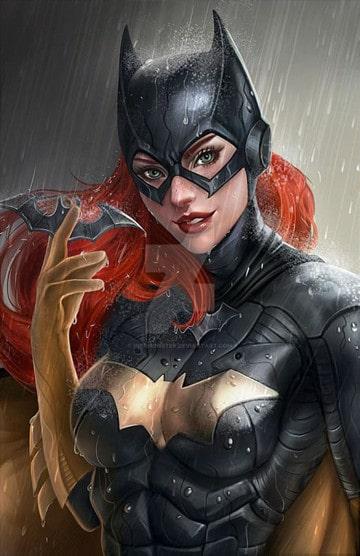 superheroinas y villanas dc