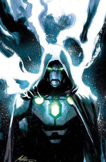 villanos mas poderosos de marvel doom