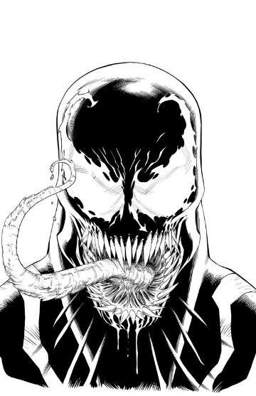 Geniales dibujos de venom, el enemigo del hombre araña | Imagenes De ...