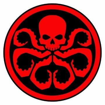 enemigos del capitan america hydra
