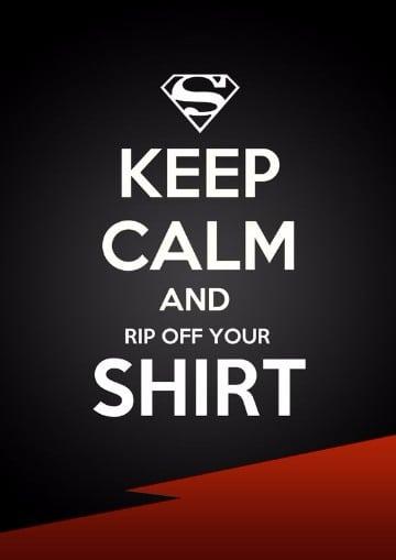 imagenes de superman con frases para adultos