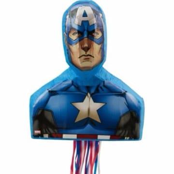 piñatas de capitan america para jalar