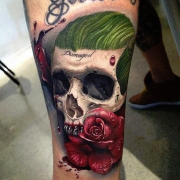 tatuajes del guason y su novia