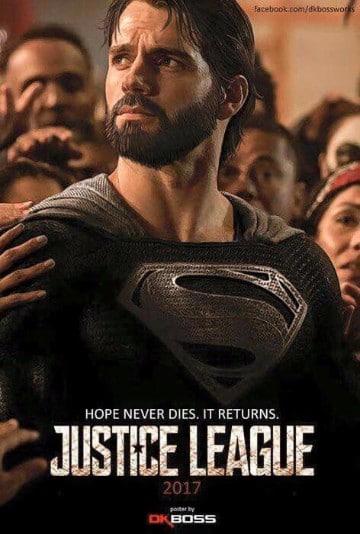 imagenes de la liga de la justicia pelicula