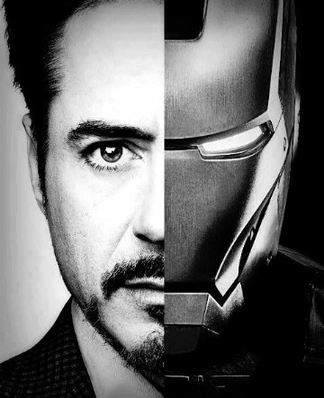 imagenes de tony stark civil war