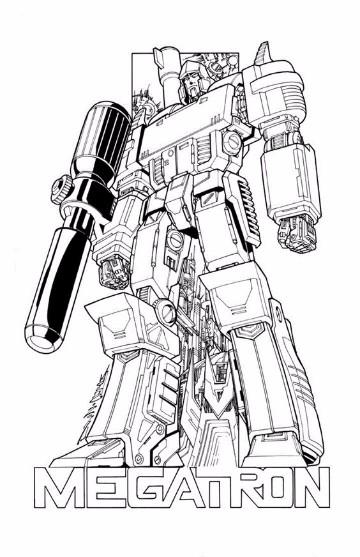 Dibujos E Imagenes De Transformers Para Colorear Imagenes