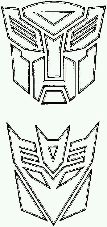 Dibujos E Imagenes De Transformers Para Colorear Imagenes De Marvel
