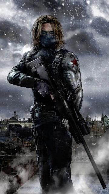 imagenes del soldado del invierno civil war