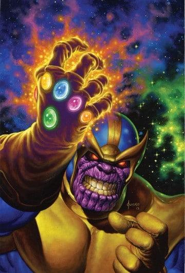 las 6 gemas del infinito thanos