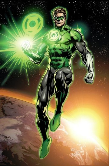 poderes de linterna verde dc