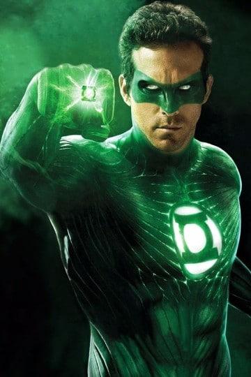 poderes de linterna verde pelicula